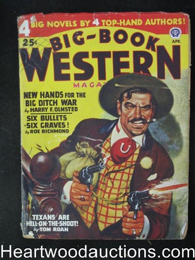 Big Book Western Apr  1947   Harry Olmstead