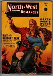 North-West Romances Fall 1951  Fantastic Allen Anderson GGA Cvr