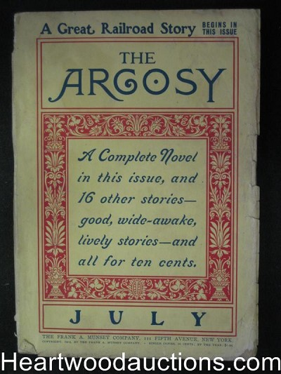 Argosy Jul 1904 W.W. Cook, Edgar Franklin