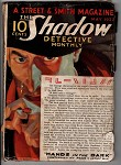 The Shadow  May 1932