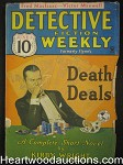 Detective Fiction Weekly Jun 8, 1935 George Allan England