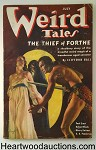 Weird Tales July 1937 Lovecraft on Finlay Art; CA Smith; Bloch