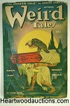 Weird Tales Sep 1944 Bradbury; Bloch; Derleth; Wellman