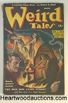 Weird Tales Mar 1941 Brundage cover; John Christopher's 1st pub poem; Wandrei