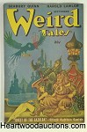 Weird Tales Sep 1947 Quinn, Derleth, Smith - High Grade