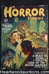 Horror Stories Oct 1940 GGA Bondage Torture, Wayne Rogers, Ray Cummings
