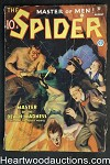 The Spider Aug 1935 John Newton Howitt Cvr, GGA Torture