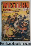 Western Novels and Short Stories Aug 1952 Louis L'Amour, Allen Anderson