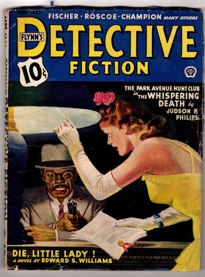Detective Fiction Weekly Sep 1943 Park Avenue Hunt Club