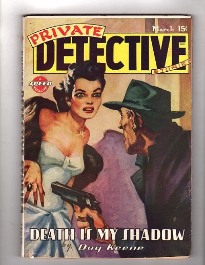 "Private Detective"" March 1946 Day Keene, Lew Merrill"