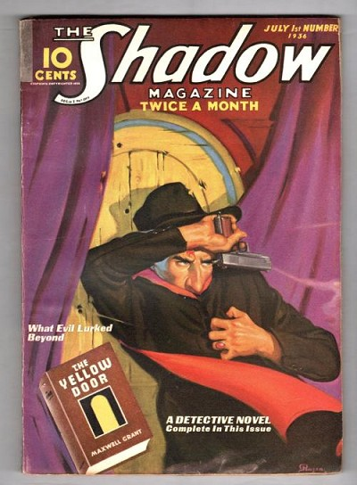 The Shadow  Jul 01, 1936