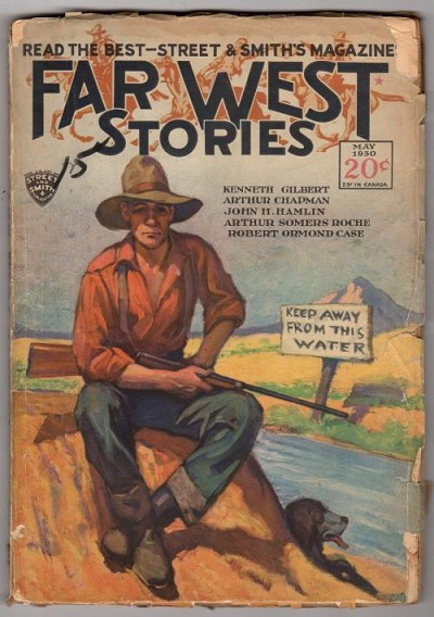 Far West May 1930 Johnston McCulley, Frederick C. Davis