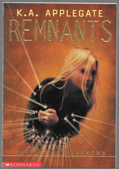 Remnants by K.A. Applegate (Trade Paperback)