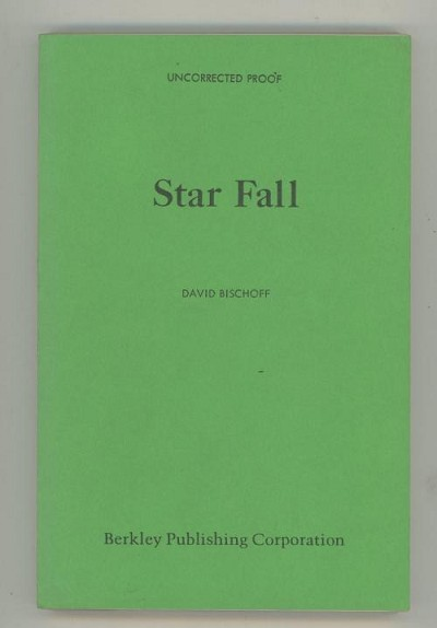 Star Fall by David Bischoff