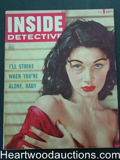 """Inside Detective"" May 1953"