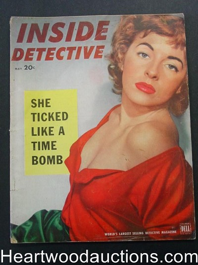 """Inside Detective"" May 1952"