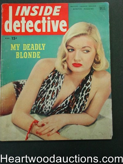 """Inside Detective"" August 1951"