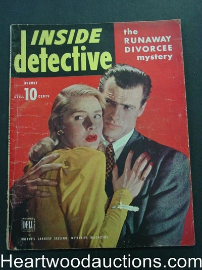 """Inside Detective"" August 1947"