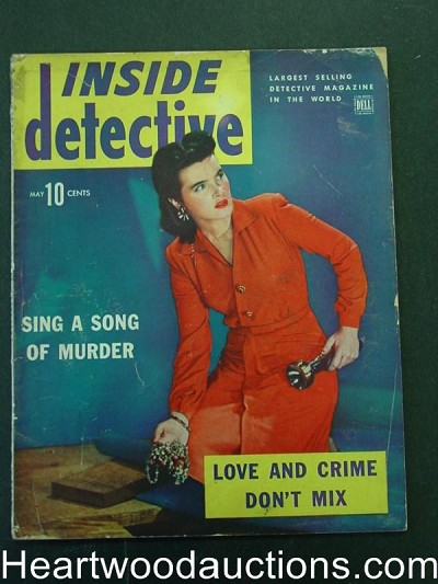 """Inside Detective"" May 1944"