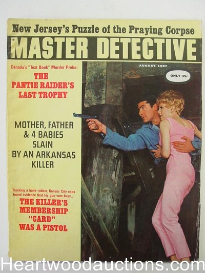 """Master Detective"" August 1967"