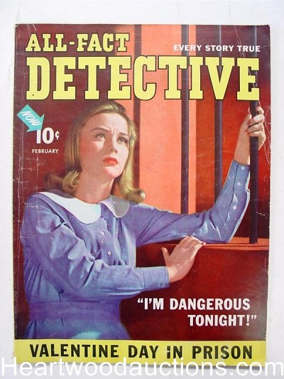 """All Fact Detective"" February 1943"