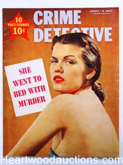 """Crime Detective"" August 1951"