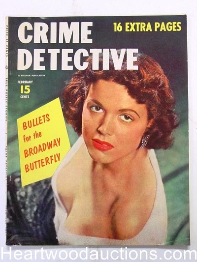 """Crime Detective"" February 1953"