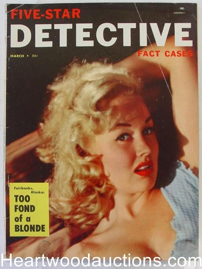 """Five Star Detective"" March 1954"