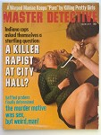 Master Detective Feb 1972 Assault Cover