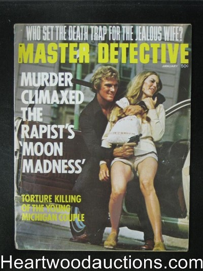 Master Detective Jan 1973 The Jersey Sex Monster