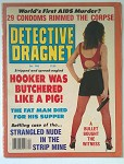 Detective Dragnet Dec 1988 Bad Girl Cover