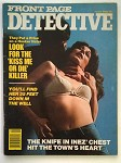 Front Page Detective Sep 1977 Assault Cover