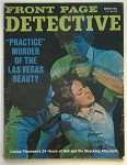Front Page Detective Mar 1971 Louise Thoresen Story