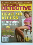 Headquarters Detective Jul 2000 Bondage Cover - High Grade