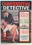 Confidential Detective Nov 1966 Assault Cover