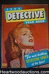 Detective Yearbook Annual 1946 Good Girl Cover
