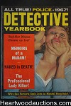 Detective Yearbook Annual 1967 Assault Cover