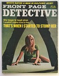 Front Page Detective Oct 1970