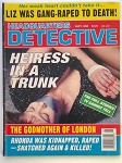 Headquarters Detective Sep 1994 Bondage Cover