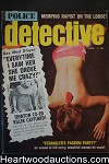 Police Detective Apr 1970 Assault Cover