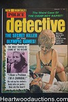 Police Detective Feb 1971 Bad Girl Cover - High Grade