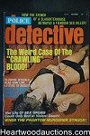 Police Detective Sep 1971 Assault Cover