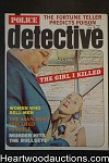 Police Detective Feb 1974 Assault Cover - High Grade