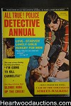 Police Detective Annual Oct 1968 Assault Cover