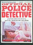 Official Police Jan 1972 Assault Cover