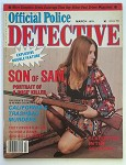Official Police Mar 1978 Bad Girl Cover - High Grade