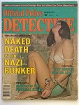 Official Police Mar 1979 Bondage Cover