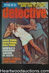 Police Detective Dec 1974 Assault Cover