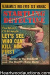 Startling Detective Mar 1980 Bad Girl Cover
