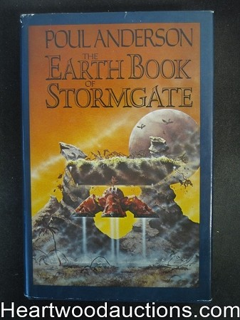 The Earth Book of Stormgate by Poul Anderson